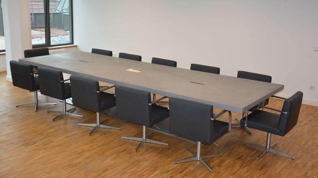 Möbel Konferenztisch